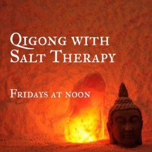 Qigong, qigong in Los Angeles, qigong in Pasadena, salt room, salt therapy